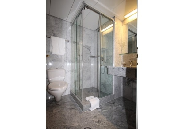Economy Room Bathroom