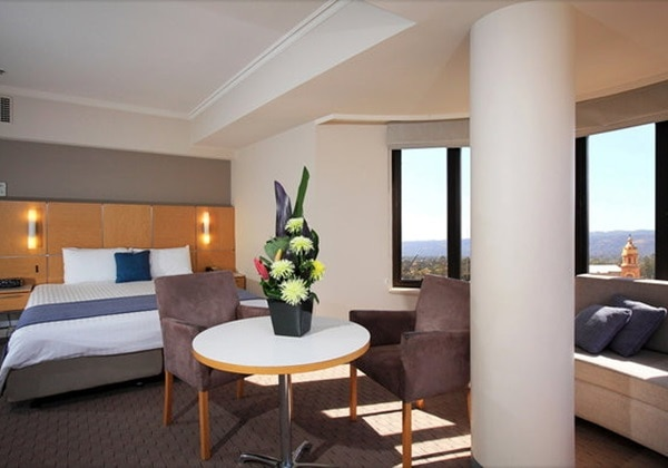 Junior City View Suite