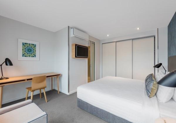 2ベッドルームアパートメント