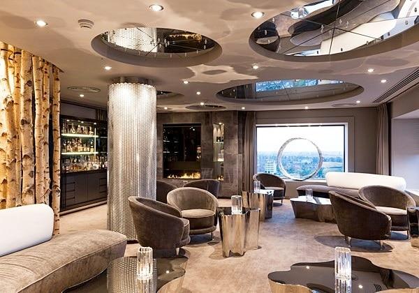 Ciel Bleu Lounge