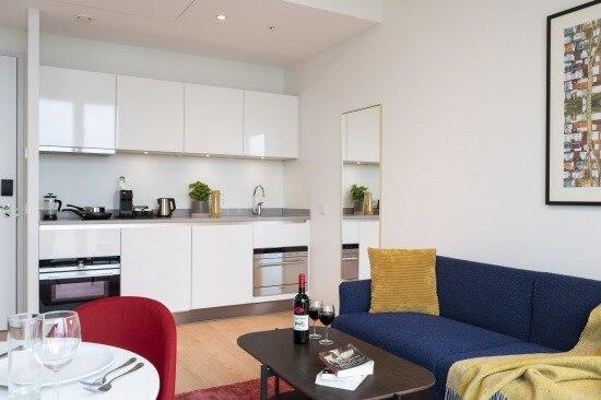 One Bedroom Apartment 1