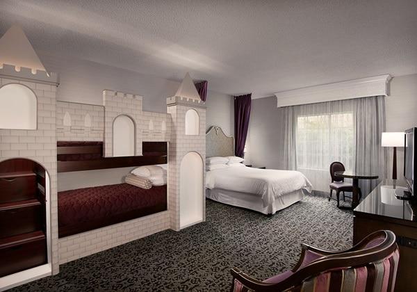 Castel Bunk Room