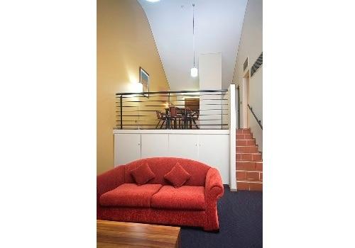2 Bedroom Split Level Apartment