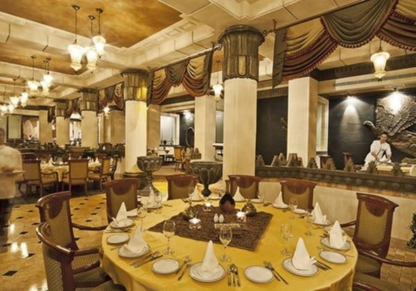Takht Jamsheed Iranian Restaurant.