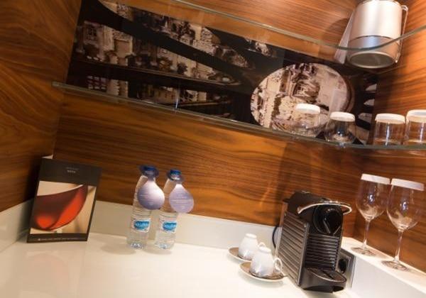 Executive Room Amenities