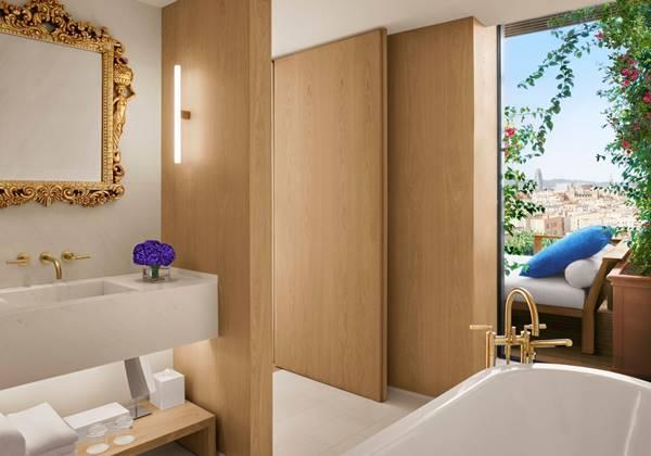 Bathroom - Santa Caterina Penthouse