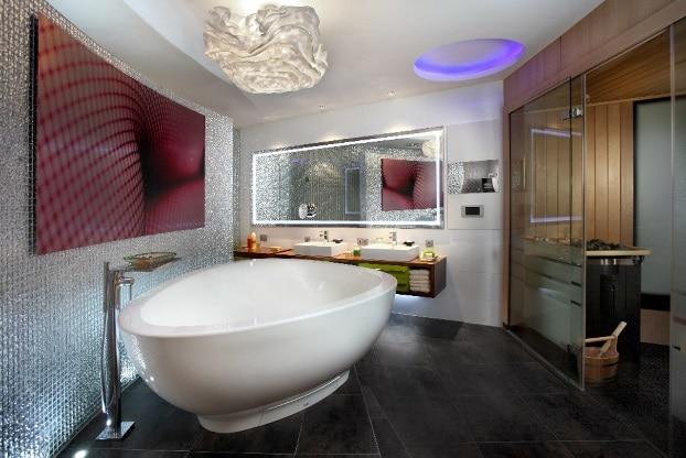Bathroom of Corner Suiten
