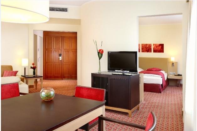 Corner Suiten