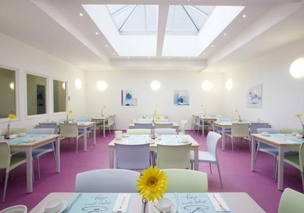 Berliner Hof_Breakfast Room