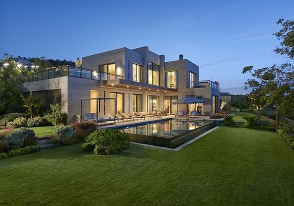 Paradise Bay villa Exterior