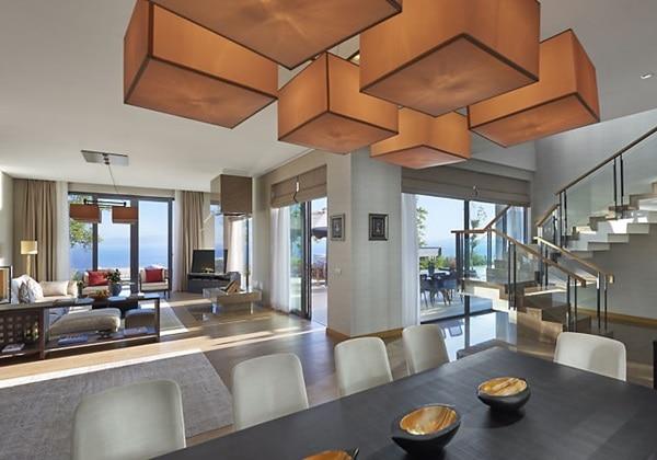 Melissa Villa Living Room