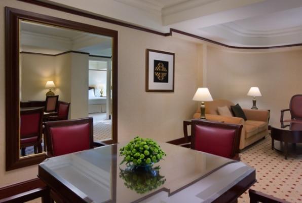Le meridien Suite Room