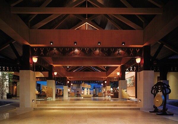 Ocean Wing Lobby