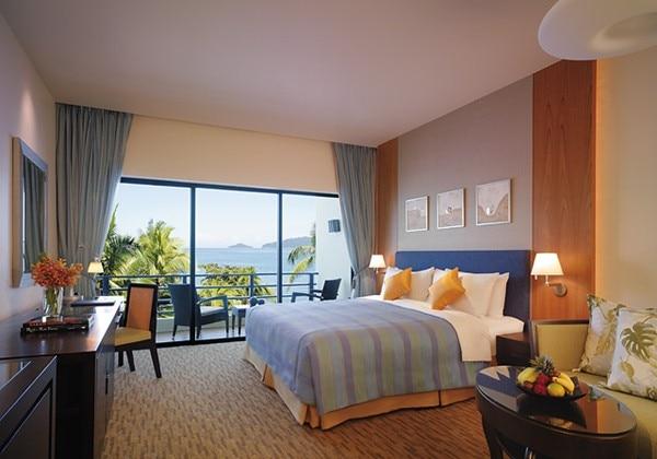 Kinabalu Wing Seaview Room