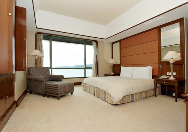 Executive Suite King Sea View