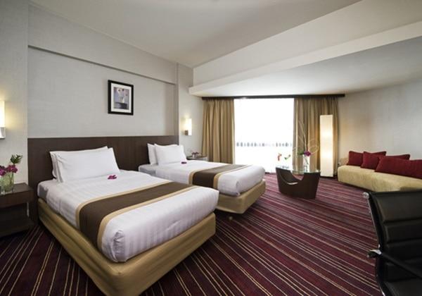 アンバサダーホテル バンコク , バンコク ホテル