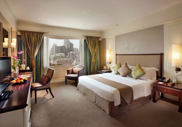デュシタニ バンコク , バンコク ホテル