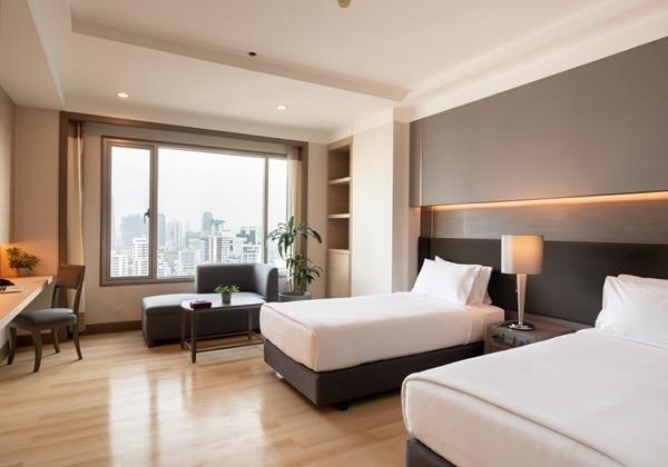 ジャスミンシティ ホテル , バンコク ホテル