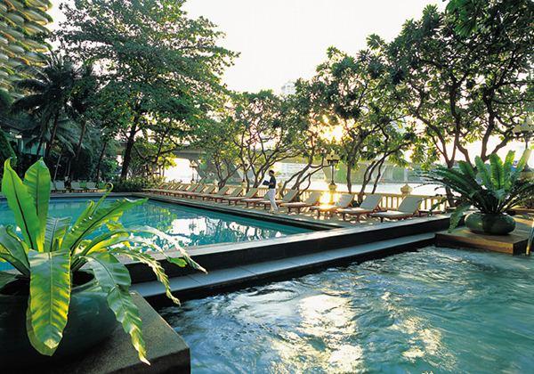 Krungthep Wing pool