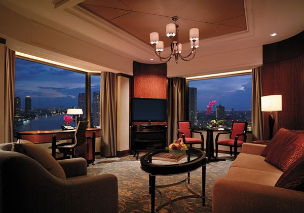 Shangrila Wing Executive RiverviewSuite