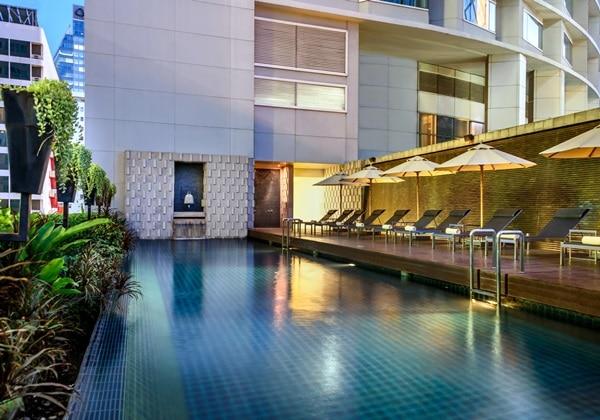 プルマン バンコク グランデ スクンビット , バンコク ホテル
