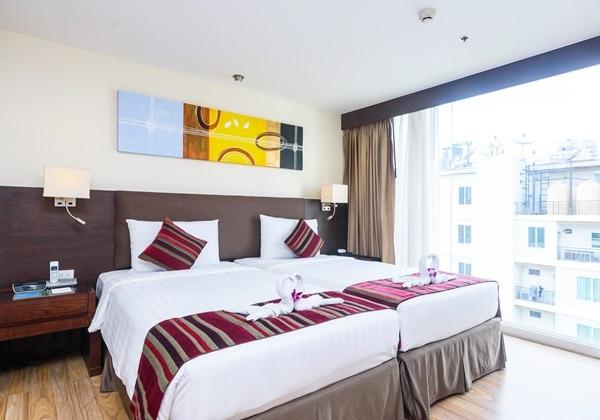 ロハスレジデンス , バンコク ホテル