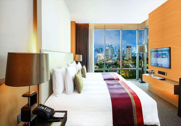 2. Royal Suite - Bedroom (First bedroom)
