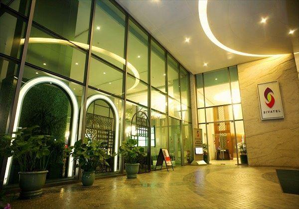 Sivatel Bangkok Entrance