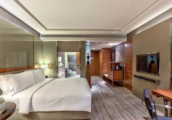 Double-Double premium Room