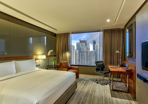 King executive plus Room with Lounge Acc