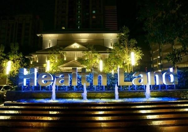 Health Land Asoke 5-minute walk