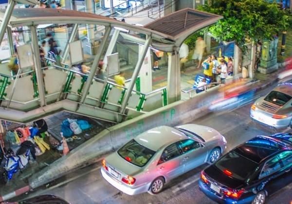 BTS Asok station~450meters