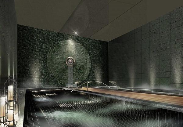 Hot Bath Jacuzzi