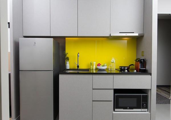 Studio Room - Kitchen