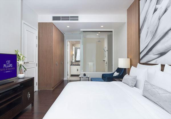 executive two bedroom resodemces