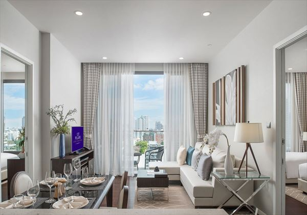 executive 2 bedroom residences