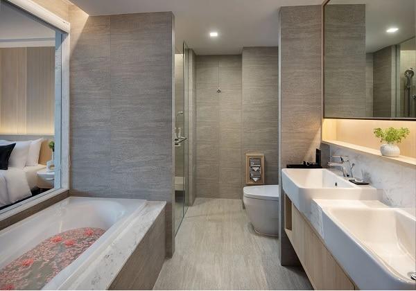 Bathroom(Executive)