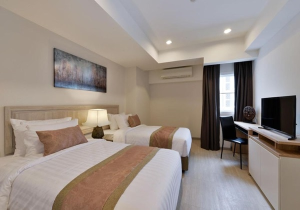 Executive Two Bedroom