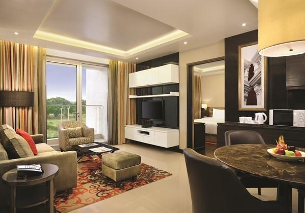 THREE BEDROOM SUITE WITH BALCONY