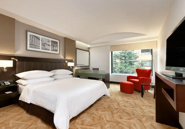 1 King Bed Executive Floor