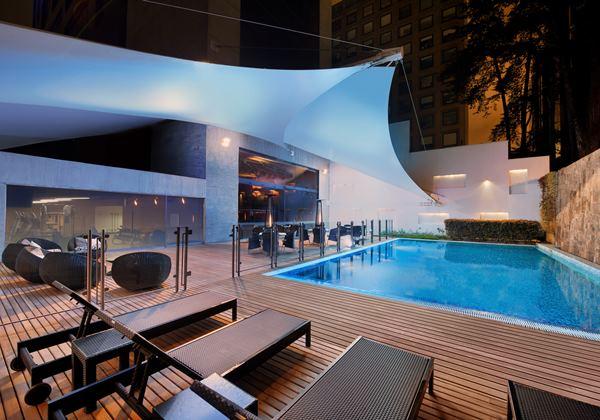 Pool Terrase