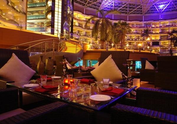 Mabruk at Hotel Sahara Star Mumbai