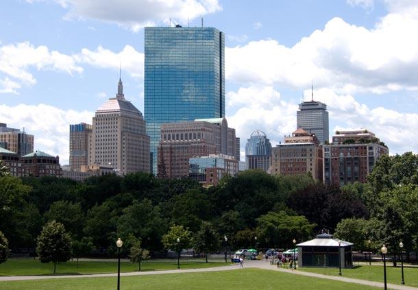 ボストン シティビュー
