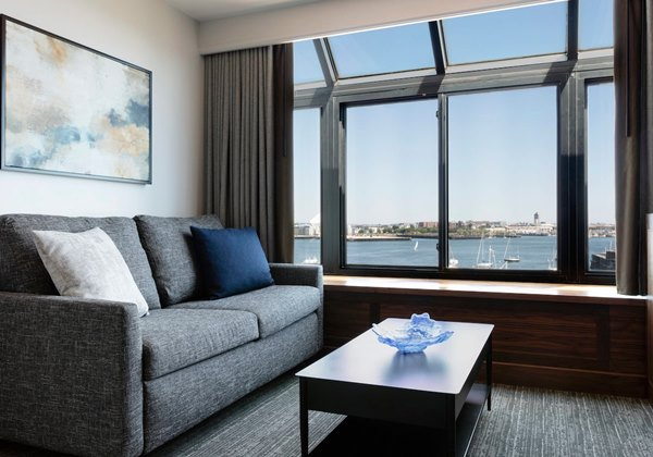 Panoramic Harbor View Junior Suite