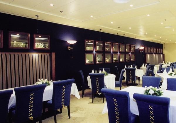 Restaurant LE TRAIN BLEU