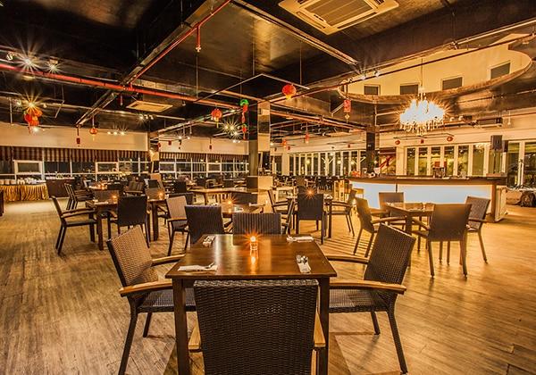 Asher Bistro & Lounge