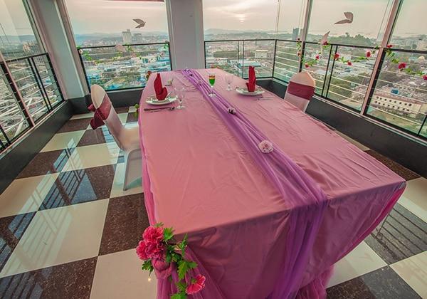 Asher Bistro & Lounge - VIP Room