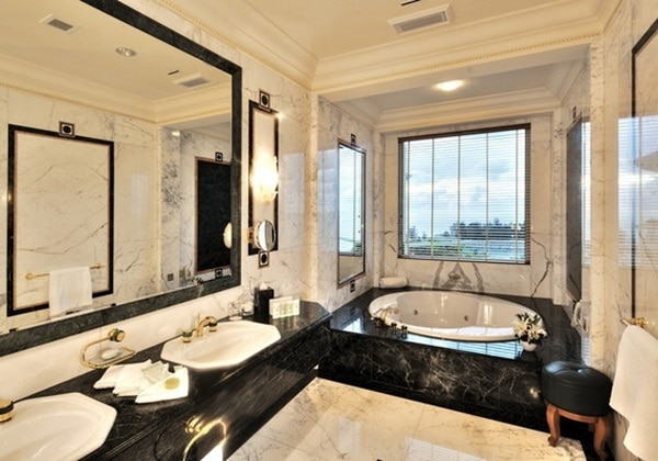 Bathroom Ambassador Suite