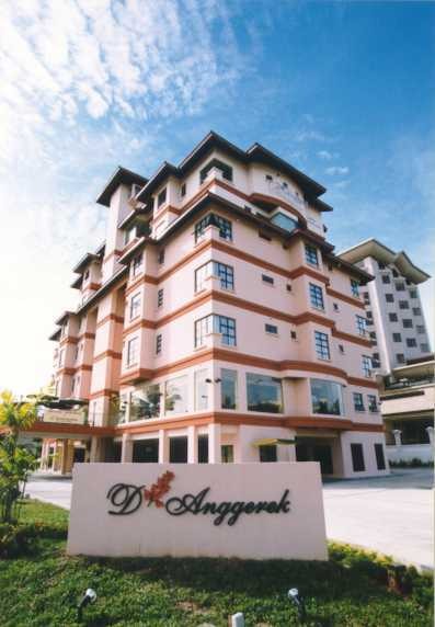 Danggerek Service Apartments