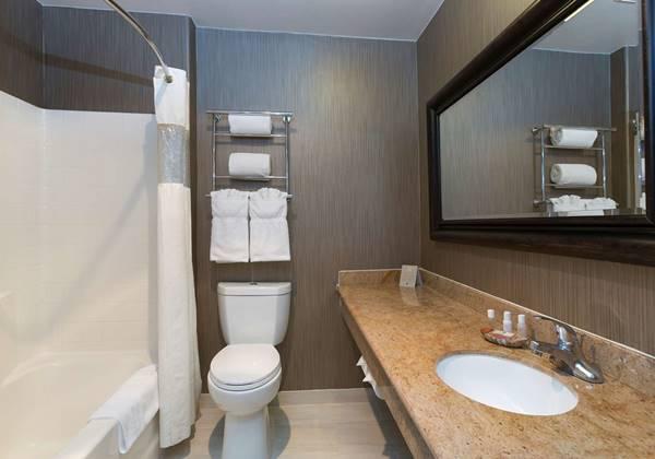 King Deluxe Guest Bathroom